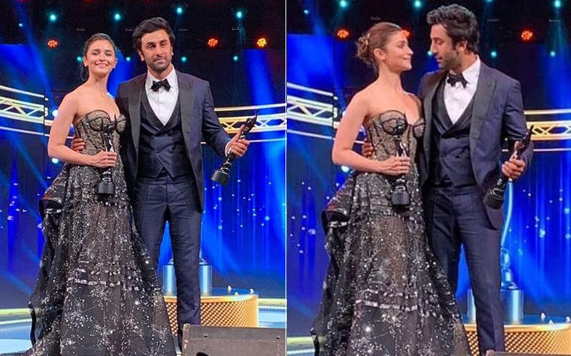 Filmfare Awards 2019 Big Moment: आलिया भट्ट ने रणबीर कपूर से किया प्यार का इज़हार, कही ये बात