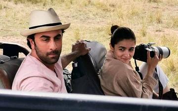 Ranbir Kapoor And Alia Bhatt's Safari Picture From Their Romantic Getaway In Kenya Will Leave You In Awe
