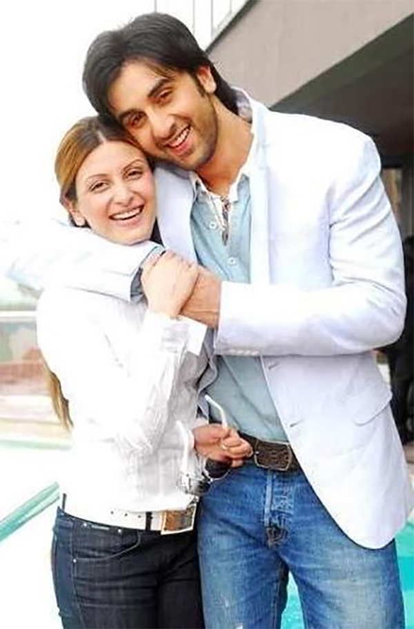 ranbir and riddhima kapoor