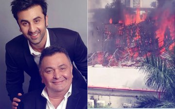 Kapoors Issued Show Cause Notice In RK Studios Fire Investigation