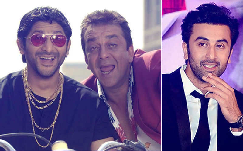 What! Ranbir Kapoor To Play Circuit In Sanjay Dutt's Munna Bhai Sequel?