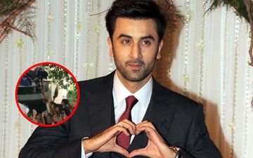 Ranbir Kapoor Creates A Fan Frenzy; Meet And Greet His Fans On His Birthday: Watch Video