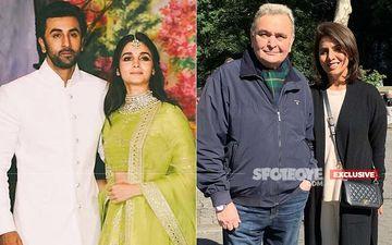 Ranbir Kapoor-Alia Bhatt CANCEL BIG Wedding Anniversary Bash For Rishi-Neetu Kapoor, Plan A Private Family Evening- EXCLUSIVE