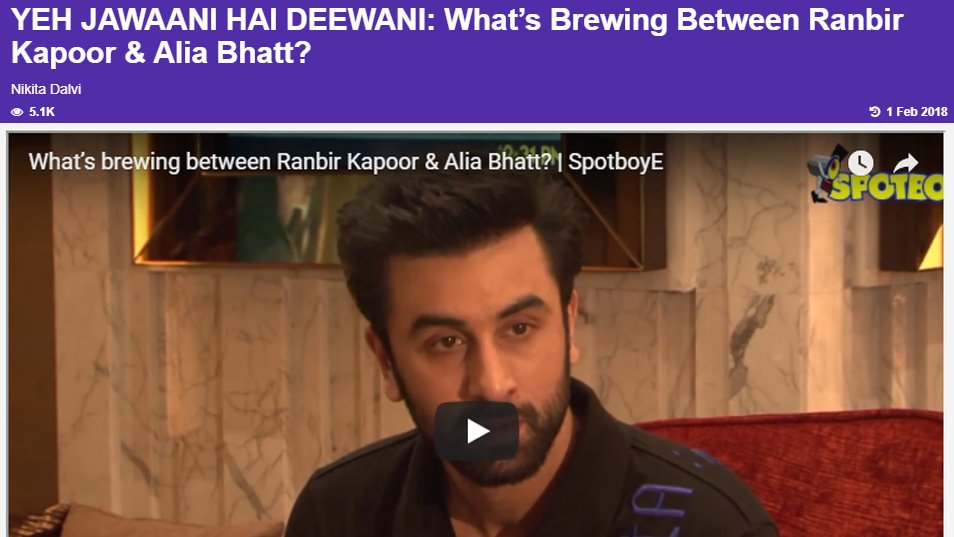ranbir kapoor and alia bhatt are spending quality time together