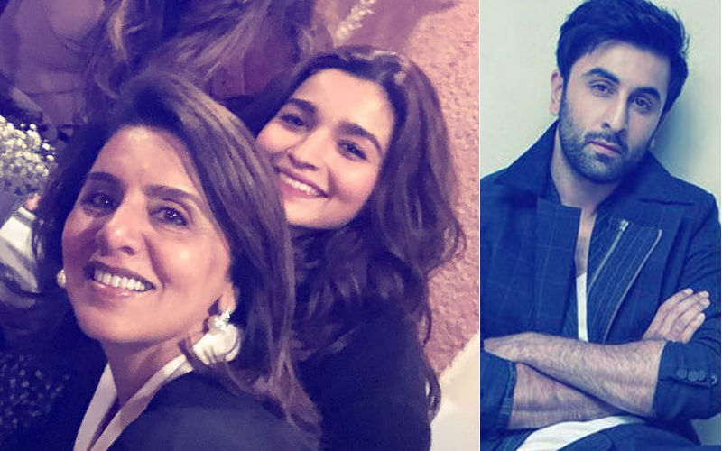 Love In Paris? Alia Bhatt Might Join Ranbir Kapoor To Celebrate Mom Neetu's 60TH Birthday