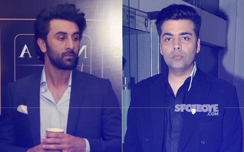 "When Ranbir Kapoor Asked Karan Johar, ""I Know We Are Screwed, But How Screwed Are We?"""