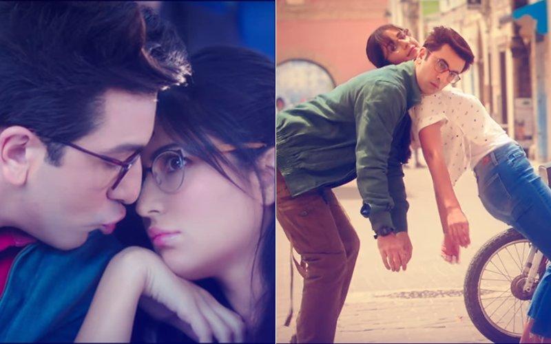 Jagga Jasoos First Song: Ranbir Kapoor & Katrina Kaif Goof Around In Ullu Ka Pattha