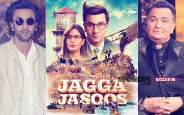 OMG! Do Ranbir & Rishi Kapoor Know About This Midnight Jagga Jasoos Drama?