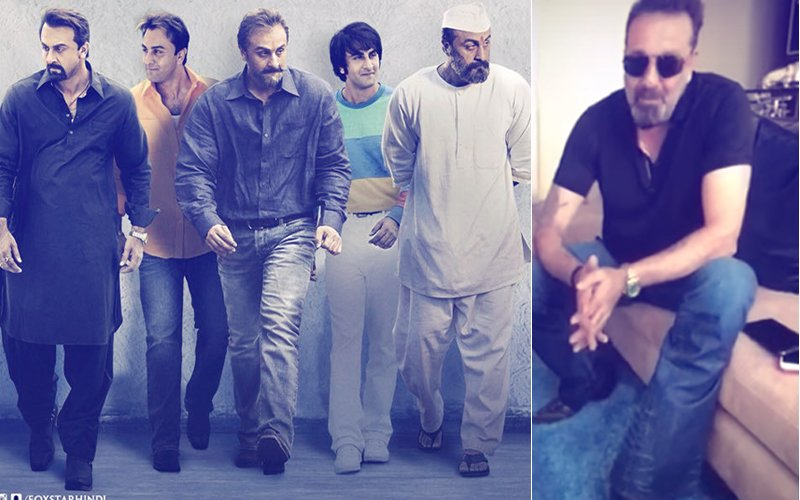 Sanju Teaser Launch: Sanjay Dutt Warns Rajkumar Hirani To Not Cast Ranbir Kapoor As Munnabhai