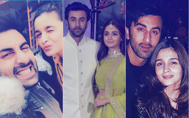 Ranbir Kapoor's 36TH Birthday: His Love Story With Alia Bhatt In Pics