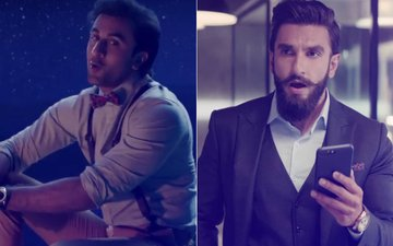WATCH: Ranbir Kapoor Follows Ranveer Singh's Footsteps; Raps For Yatra's Commercial