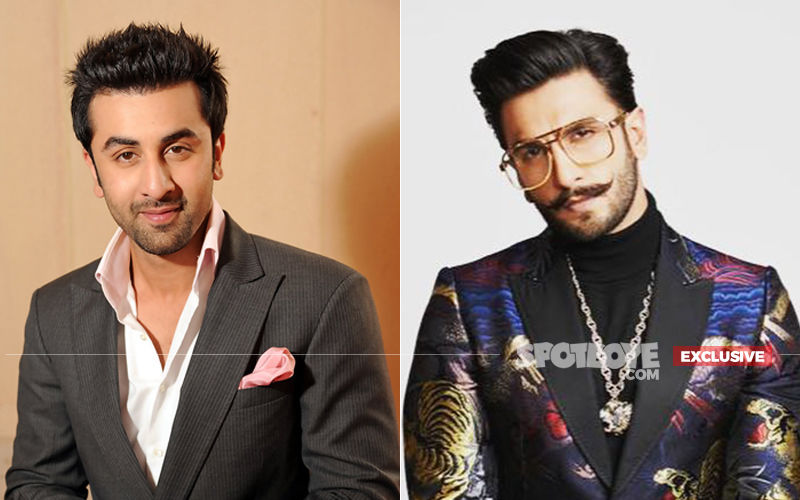 Ranbir Kapoor In Two Minds To Team Up With Ranveer Singh For A Commercial?