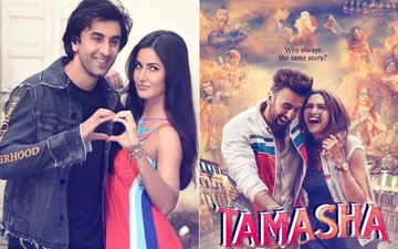 """Guess What Katrina Kaif Replied When Ranbir Kapoor Asked Her, """"Why Did You Not See Tamasha?"""""""
