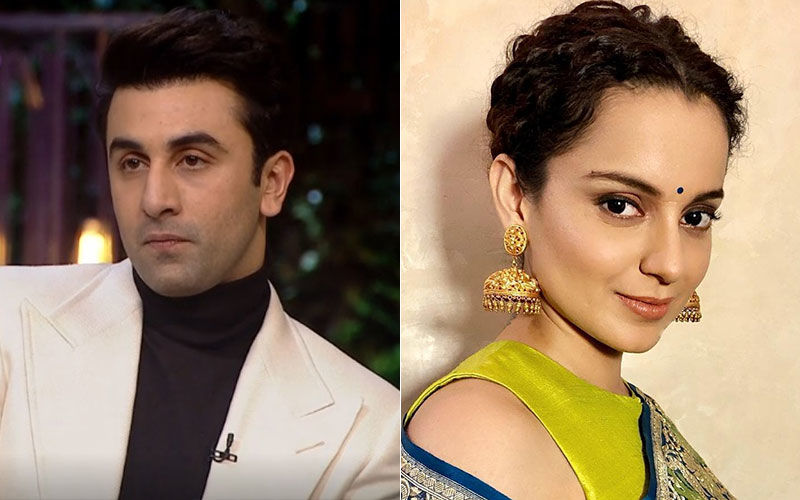 "Ranbir Kapoor On Kangana Ranaut's Allegations Of Him Being Apolitical: ""I Know Who I Am And What I Say"""