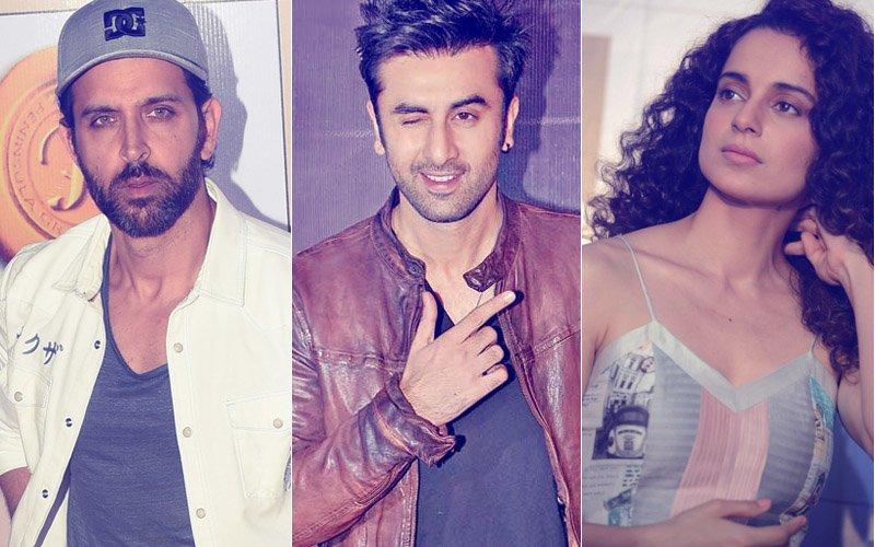 Ranbir Kapoor Gives A Hilarious Twist To Hrithik Roshan-Kangana Ranaut Controversy
