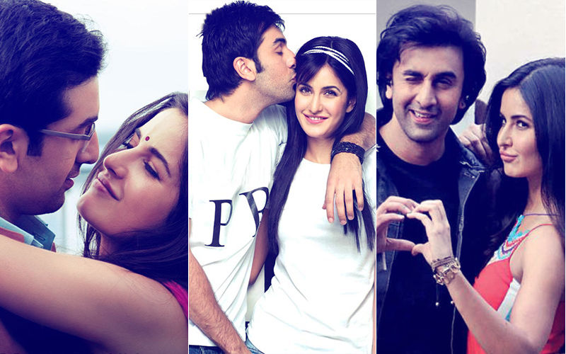 Ranbir Kapoor's 5 Unmissable Moments With Ex-Girlfriend, Katrina Kaif