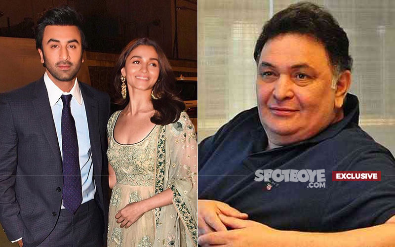 Ranbir Kapoor's Birthday To Be A Grand Affair With Girlfriend Alia Bhatt; Papa Rishi Kapoor's Return Serves As Double Celebration- EXCLUSIVE