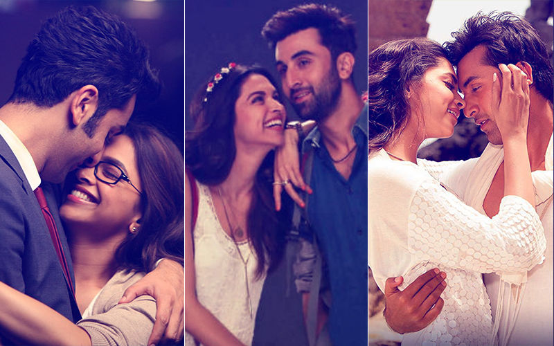 5 Pictures Of Ranbir Kapoor With His Ex-Girlfriend, Deepika Padukone