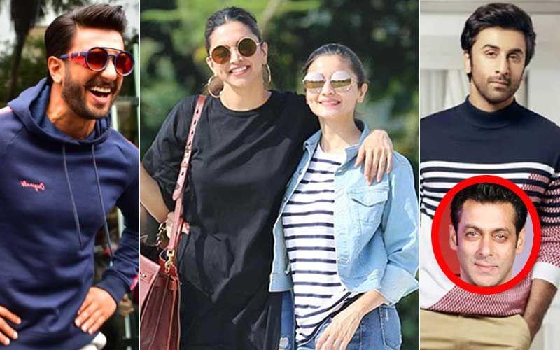 Ranveer Singh's Version Of Kuch Kuch Hota Hai 2 – Deepika Padukone-Alia Bhatt And Ranbir Kapoor As Salman Khan