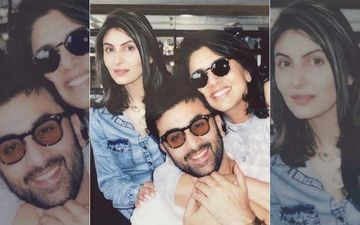 Happy Birthday Ranbir Kapoor: Actor Celebrates 38th Birthday With Sis Riddhima And Mom Neetu Kapoor Over Lunch; We Can't Stop Adoring