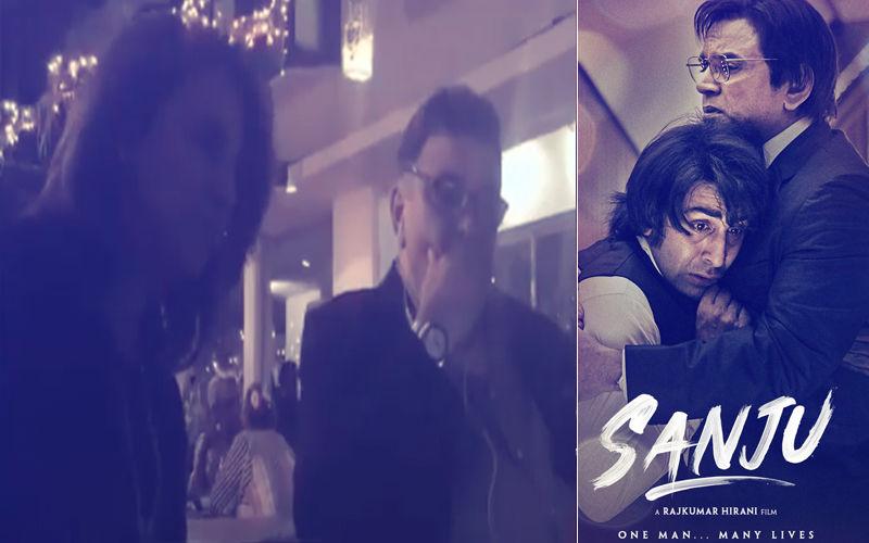 Watch: Rishi Kapoor's Epic Reaction To Sanju Teaser; Says 'Apne Bete Ko Itna Bhi Nahi Chadhana Chahiye!'