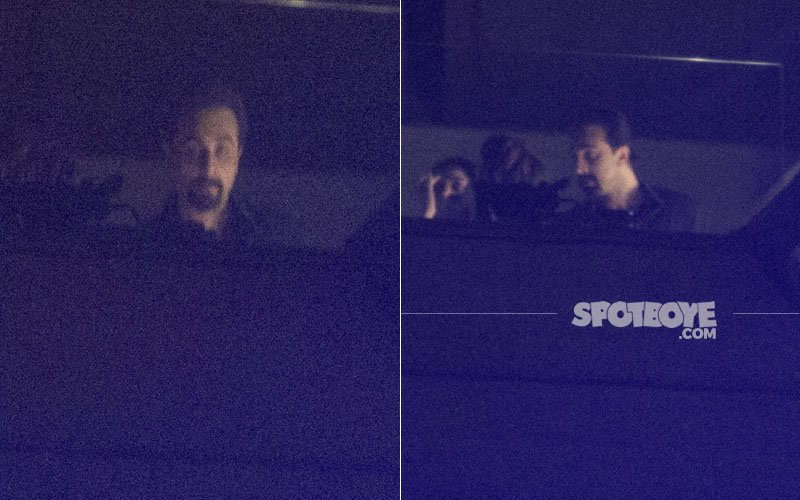 JUST IN: CLICK HERE To See Ranbir Kapoor Shooting For Sanjay Dutt Biopic