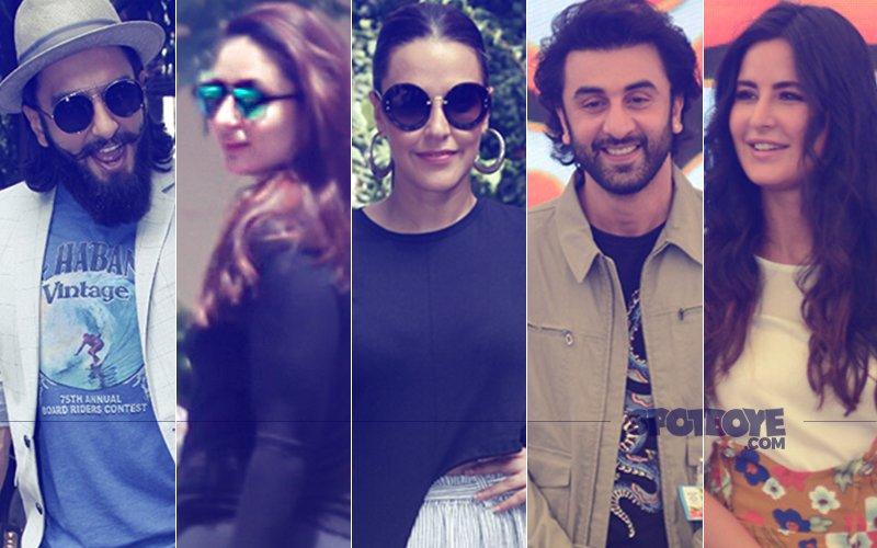STUNNER OR BUMMER: Ranveer Singh, Kareena Kapoor, Neha Dhupia, Ranbir Kapoor, Katrina Kaif?