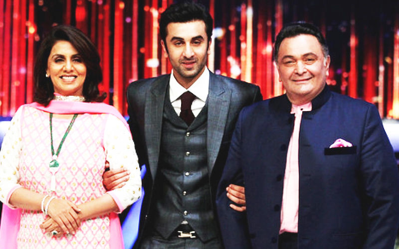 Neetu Kapoor Reveals Ranbir Kapoor's Reaction On Devastating News Of Rishi Kapoor's Cancer: 'He Was In Denial'
