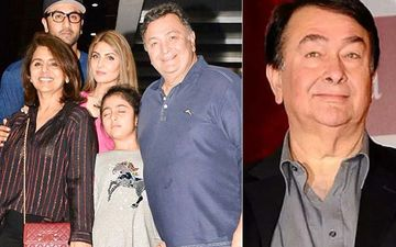 Randhir Kapoor Says The Family Is Trying To Cope With Rishi Kapoor's Demise: 'We're Taking One Day At A Time'