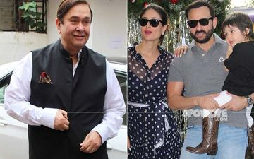 Randhir Kapoor Is Elated With News Of Kareena Kapoor Khan's Pregnancy: 'Been Telling Kareena, Taimur Needs A Brother Or Sister To Play With'