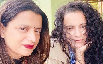 Kangana Ranaut's Sister Rangoli Makes Derogatory Personal Remarks On Taapsee Pannu, Swara Bhasker, Anubhav Sinha After Drug Controversy Row
