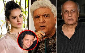 Rangoli Claims Javed Akhtar 'Threatened Kangana Ranaut', Alia Bhatt's Father 'Mahesh Bhatt Threw A Chappal On Her'