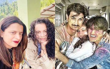 Sushant Singh Rajput Demise: Rangoli Chandel Shares Her Views On Sandip Ssingh's Eulogy Talking About SSR's Bond With Ankita Lokhande
