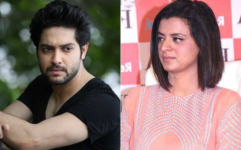 Rangoli Chandel Pulls Up Vikram Chatterjee For Supporting Taapsee Pannu