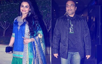 3 'Fs' In Aditya Chopra's Life: Food, Films & Third 'F' Rani CAN'T Reveal!