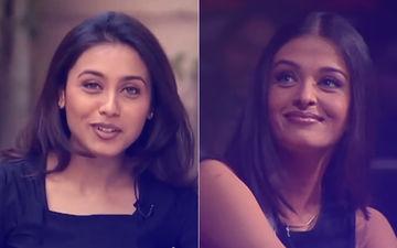 Video: When Rani Mukerji Addressed Aishwarya Rai As  'Aishu Maa' 20 Years Back