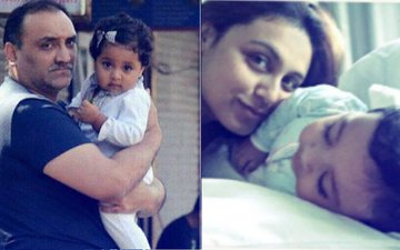 Rani Mukerji: Can't Have A Huge Family, Think I Missed The Bus