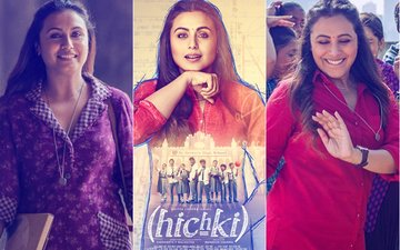 Hichki, Movie Review: No Hichki In Rani Mukerji's Return