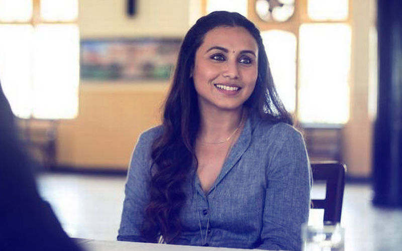Rani Mukerji's Hichki To Release In Kazakhstan