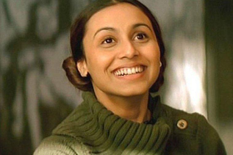 rani mukerji in the movie black