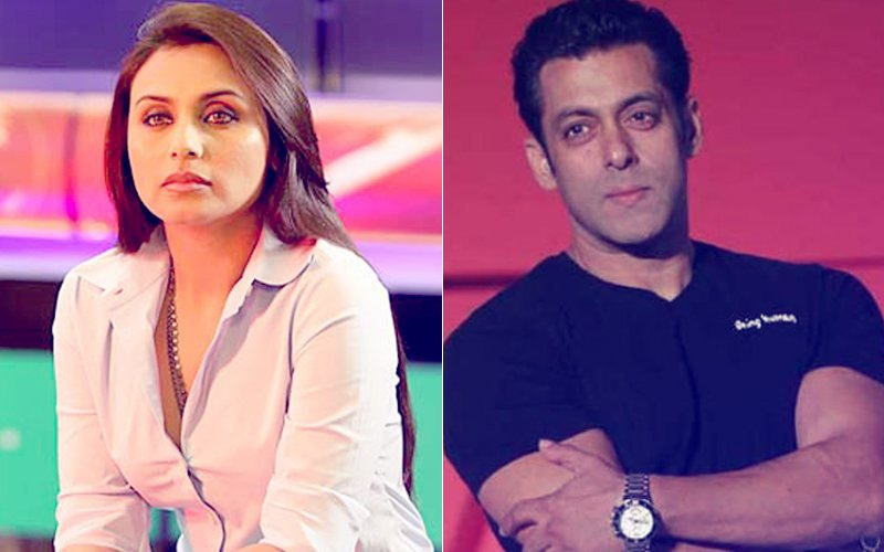 When Rani Mukerji Taught Salman Khan A Lesson!