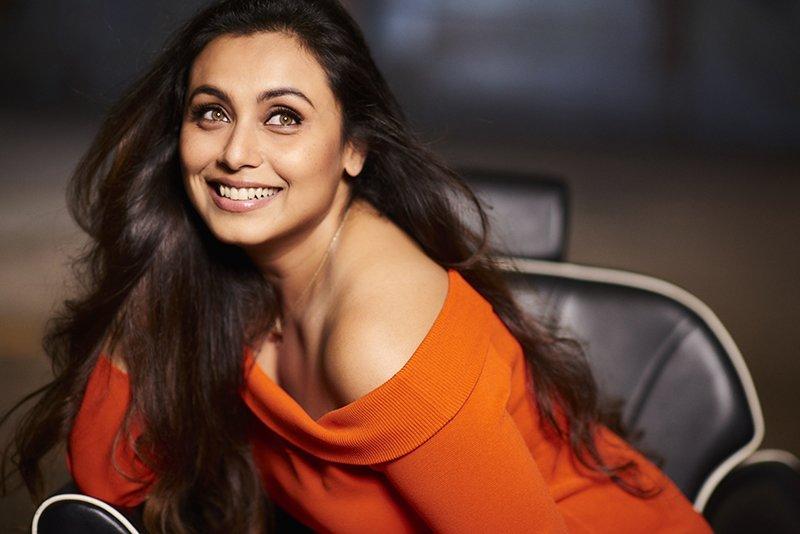 rani mukherji poses for a shoot