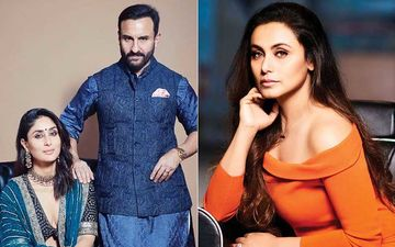 Rani Mukerji Gave THIS Unexpected DATING Advise To Help Saif Ali Khan Woo Kareena Kapoor