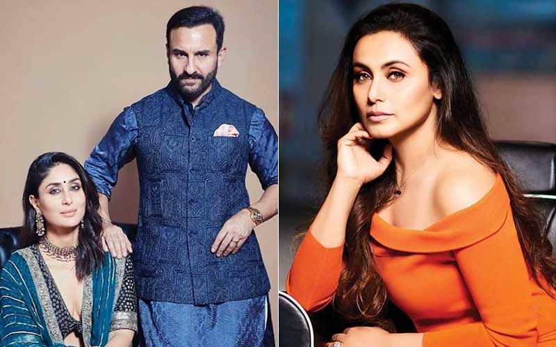 Rani Mukerji Gave THIS Unexpected DATING Advise To Help Saif Ali Khan Woo Kareena Kapoor