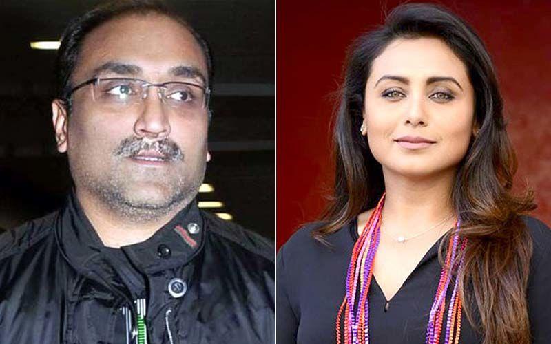 Aditya Chopra And Rani Mukerji Move Out Of Yash Chopra's Bungalow; Buy Plush Property In Neighbourhood