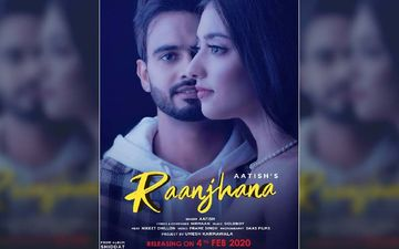 Pollywood Singer Aatish's Latest Song Raanjhana To Be Exclusively Available On 9x Tashan