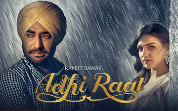 Ranjit Bawa's New Song 'Adhi Raat' Is Out Now, Guru Randhawa And Rajvir Jawanda Can't Enough Of The Song