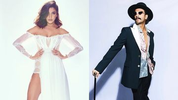 Anushka Sharma Orders Ranveer Singh To Curb His Enthusiasm At The Elle Beauty Awards 2019: 'Ranveer You Are Not The Host'
