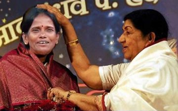 Ranu Mondal Records A Duet With Lata Mangeshkar, Says Internet. Here's The True Story