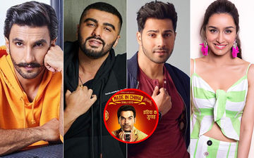 Made In China: Ranveer Singh, Arjun Kapoor, Varun Dhawan And Shraddha Kapoor Go Gaga Over The Trailer